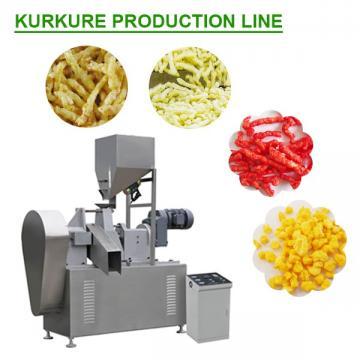 380V/50Hz ISO Certification Kurkure Production Line,Stable Performance