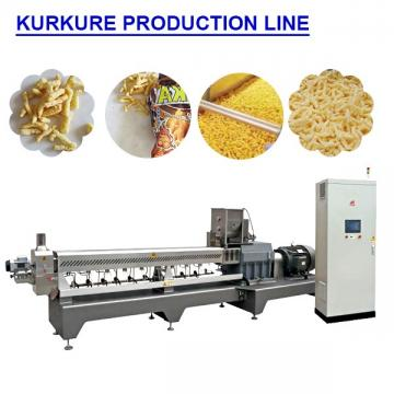 220V/380V Stainless Steel Kurkure Production Line,SGS Certification