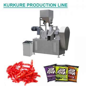 Fully Automatic Kurkure Extruder Machine Potato Chips Machine,High-Accuracy