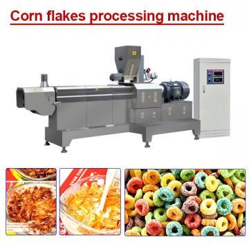 220V/380V Customize Corn Flakes Processing Machine With Energy Saving