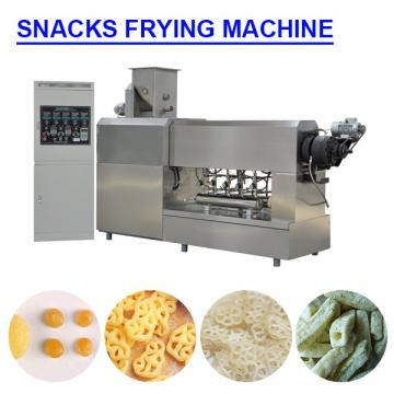 380V/50Hz Industrialization Stainless Steel 304 Snacks Frying Machine
