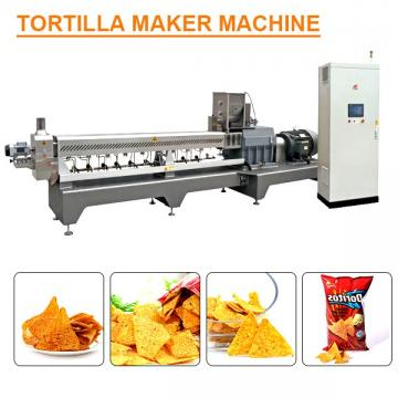CE Approved 380V Tortilla Maker Machine With Low Energy Consumption