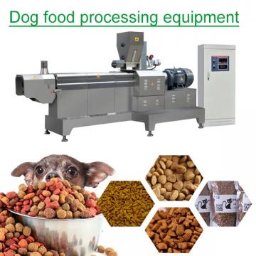 36-180KW Stainless Steel Dog Food Processing Equipment,Easy To Operate