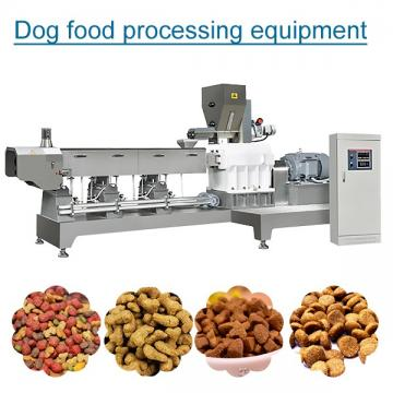 58-180KW High Speed Dog Food Processing Equipment,Low Energy