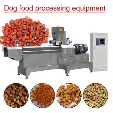 100KW Dog Food Making Machine Pet Food Production Line,Fully Automatic