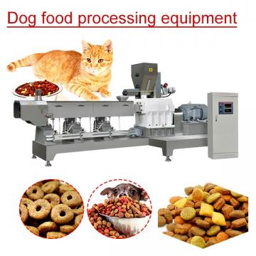 380V Stainless Steel Dog Food Processing Equipment With 1000kg/h Output