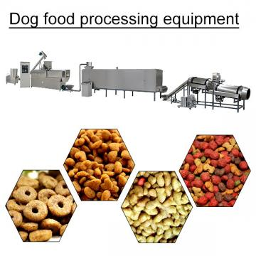 380V Continuous Dog Food Processing Equipment With Low Labor Consumption