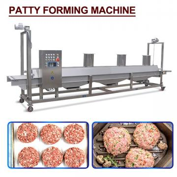 220V/380V Automatic Patty Forming Machine With CE Certification