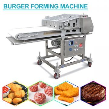 Multifunction High Precision Patty Forming Machine With Easily Operation