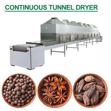 380V Stainless Steel Continuous Tunnel Dryer With Convenient To Wash