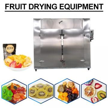 ISO14001 Certification Automatic Fruit Drying Equipment For Food Processing
