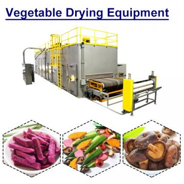 Customized 18kw Vegetable Drying Equipment Made Of Stainless Steel