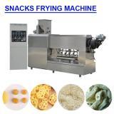 380V/50Hz Industrialization Stainless Steel 304 Snacks Frying Machine