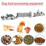 Stainless Steel Dog Food Extruder Pet Food Machine With Low Energy