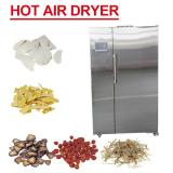 Fully Automatic High Capacity Hot Air Dryer For Aarious Food And Herb