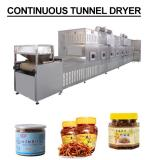 Low Noise Stainless Steel Continuous Tunnel Dryer With Convenient To Clean