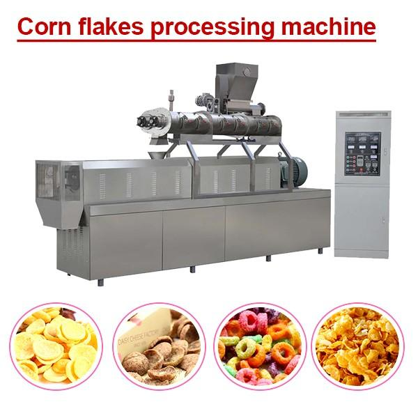 380V Multifunctional Corn Flakes Processing Machine,ISO9001 Certification #1 image