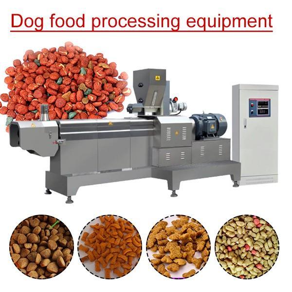 100KW Dog Food Making Machine Pet Food Production Line,Fully Automatic #1 image