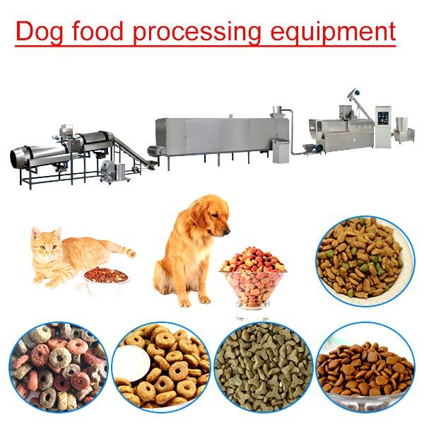 Stainless Steel Dog Food Extruder Pet Food Machine With Low Energy #1 image