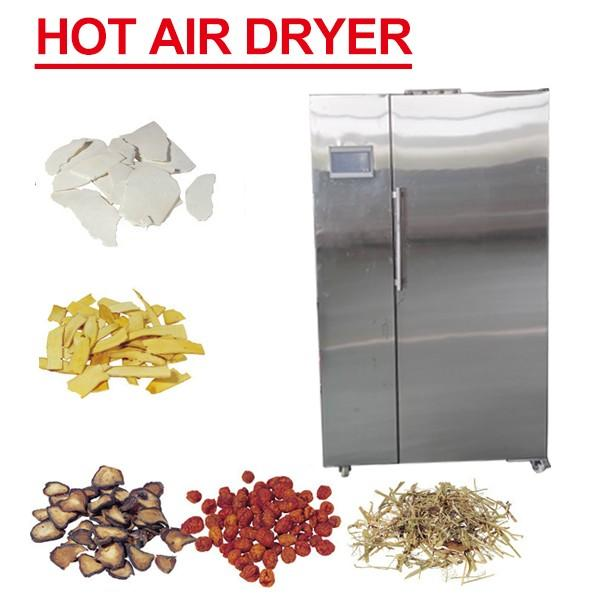 Fully Automatic High Capacity Hot Air Dryer For Aarious Food And Herb #1 image